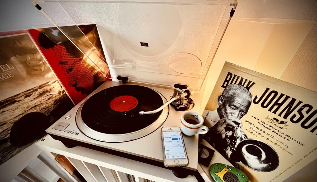Vinylopresso Start Bild