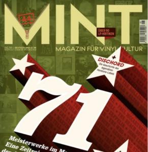 Mint Magazin Vinylopresso