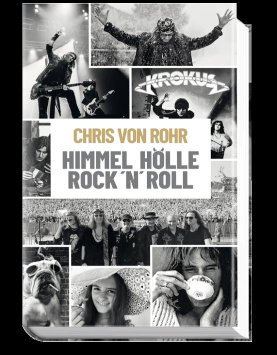 Himmel-Hoelle-Rock-n-Roll Chris von Rohr Vinylopresso Schallplatten Vinyl Podcast