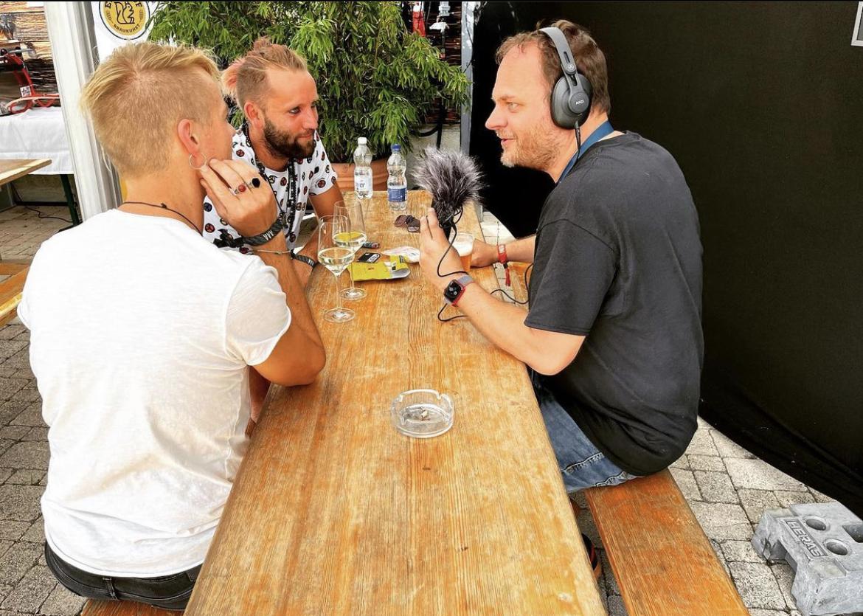 The Souls im Vinylopresso Interview Seaside 2021